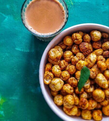 Roasted Phool Makhana | Roasted Fox Nuts