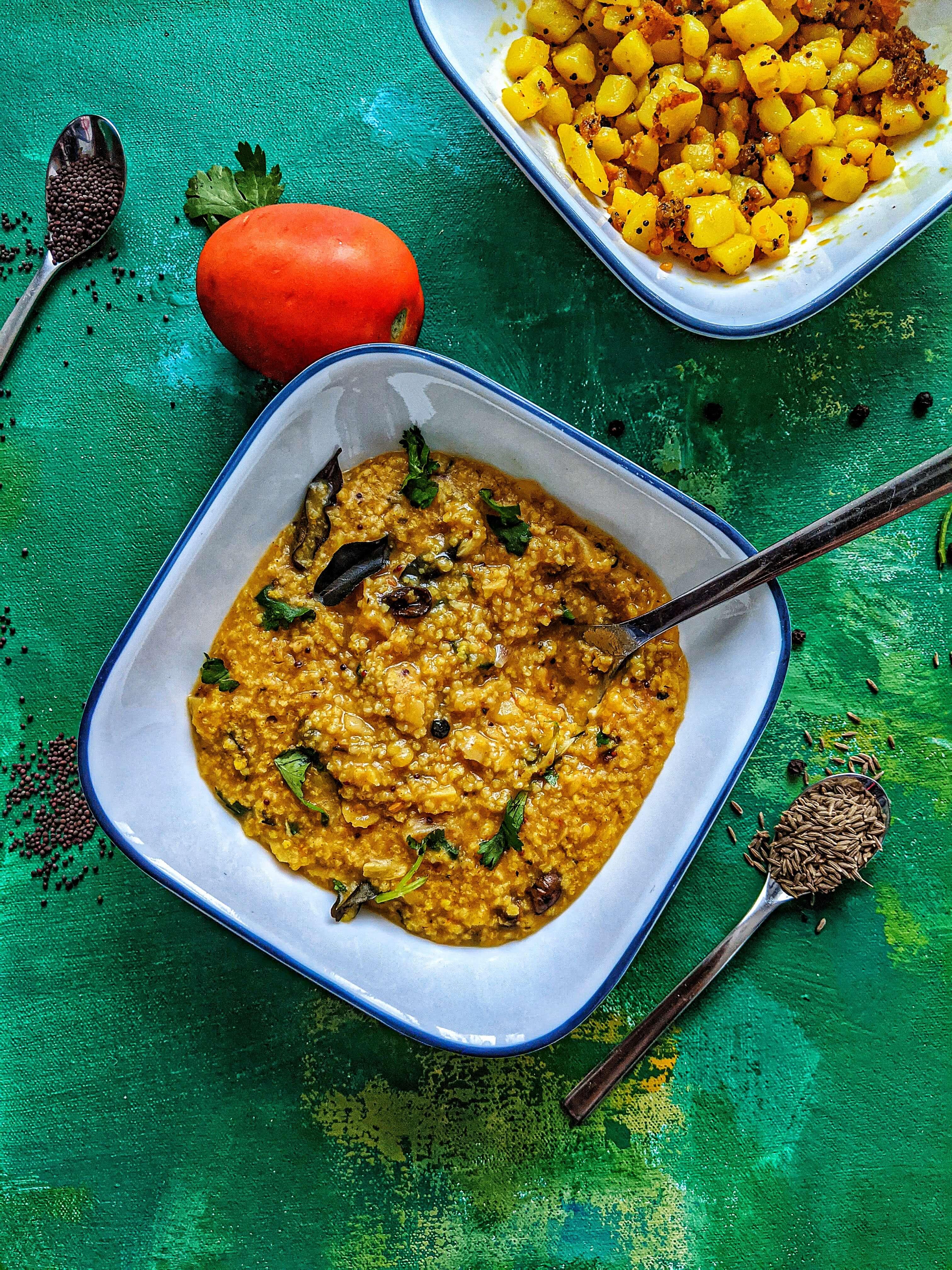 One Pot Rasam Rice