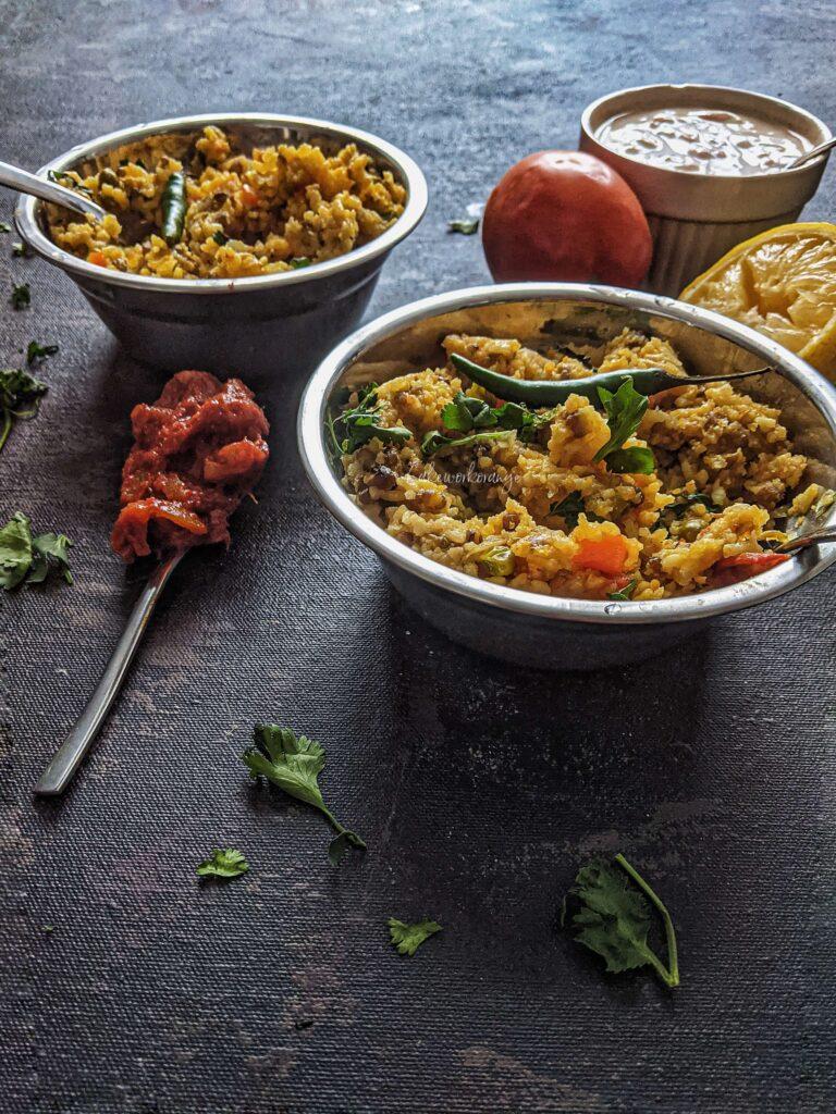 Instant Pot Khichdi