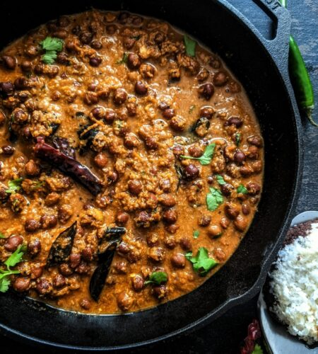 How to make Kerala Kadala Curry In Instant Pot