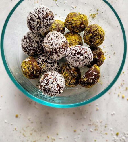 Easy Avocado Chocolate Truffles